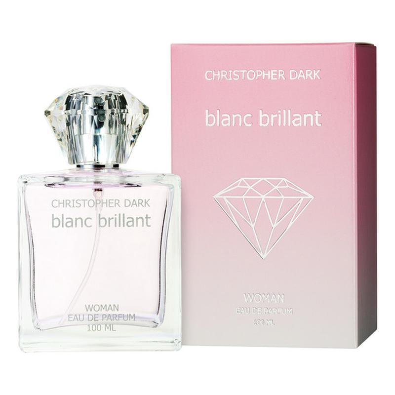 Christopher dark blanc brillant парфюмированная вода 100 ml