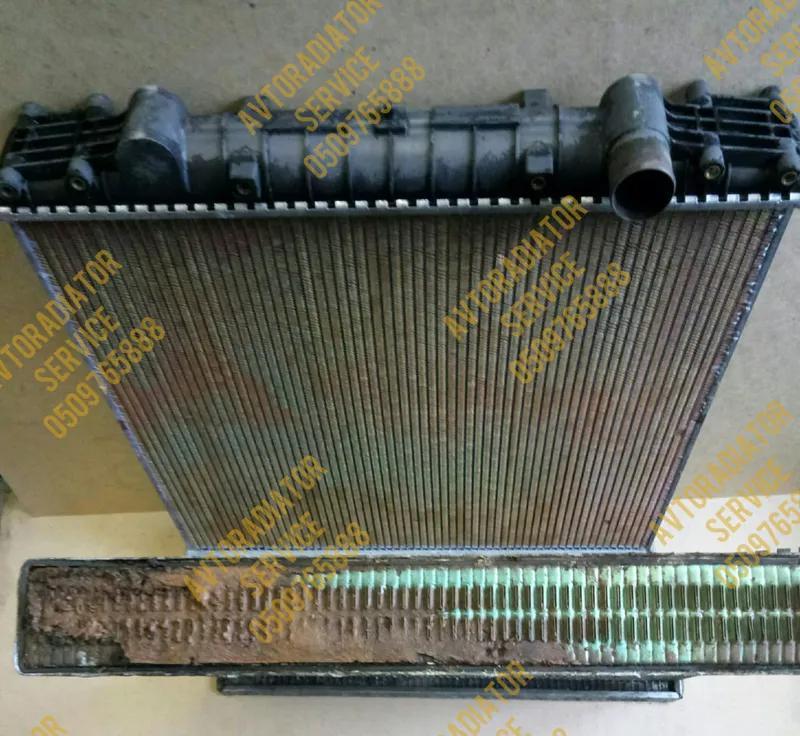 Ремонт радиатора, чистка, замена сердцевины, перепаковка бачка - Фото 3