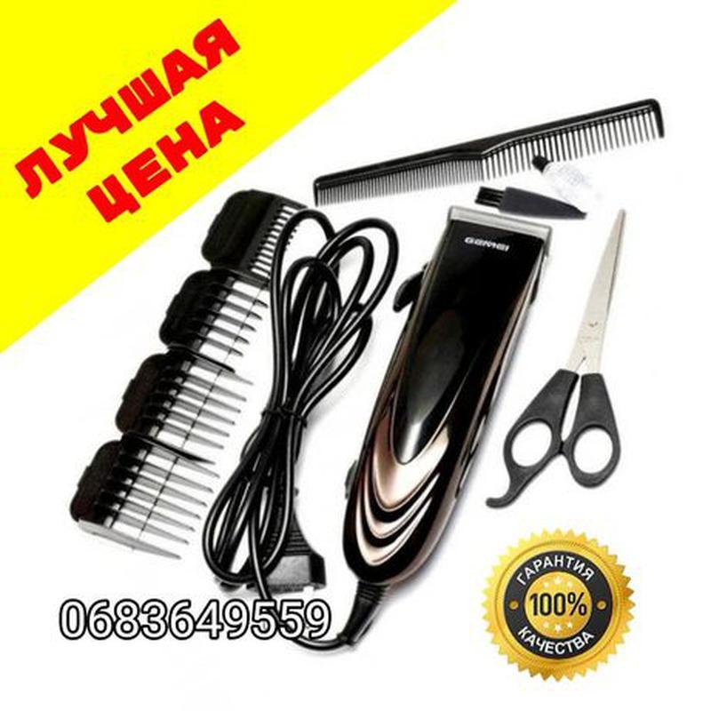 Машинка для стрижки волос Проводная Профессиональная Gemei PRO...