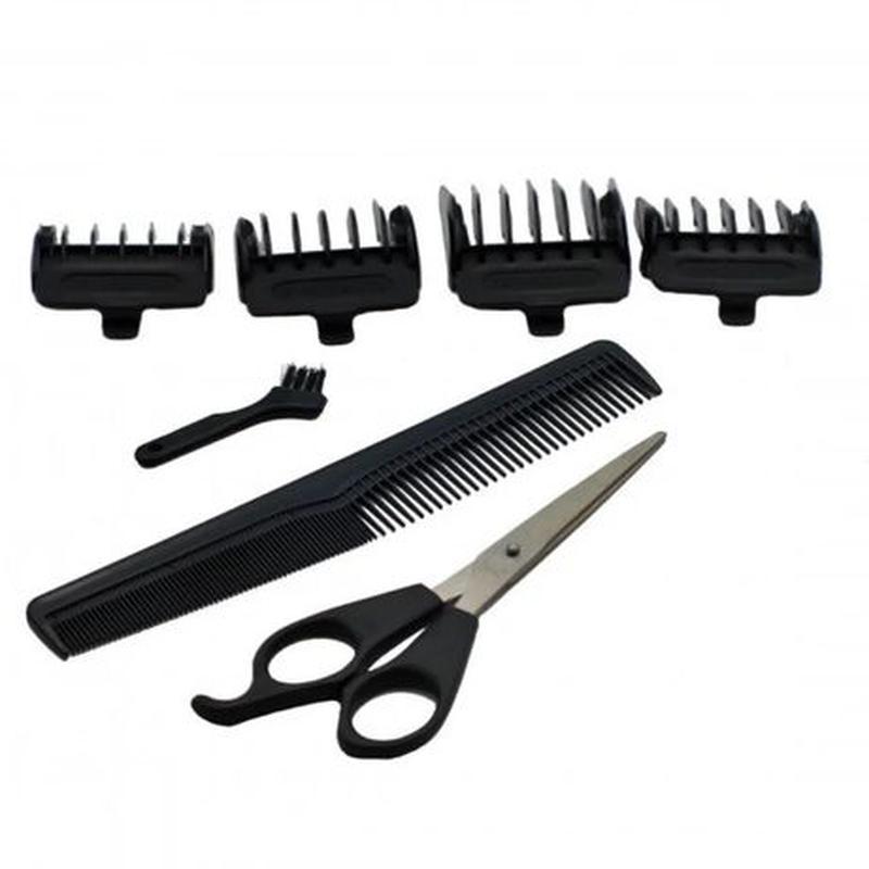 Машинка для стрижки волос Проводная Профессиональная Gemei PRO... - Фото 3