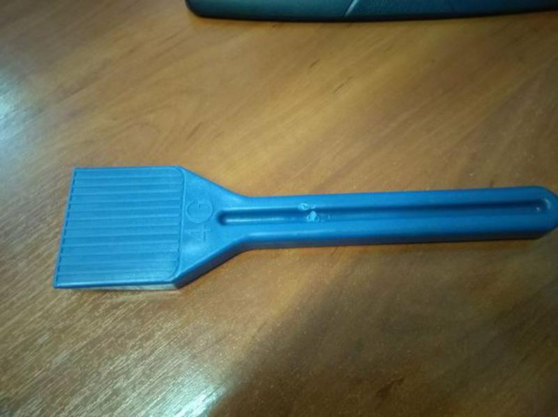 Лопатка для стеклопакетов
