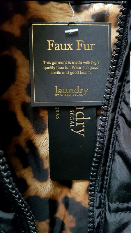 Новая женская зимняя куртка пуховик пальто из USA Laundry. Скидка - Фото 6