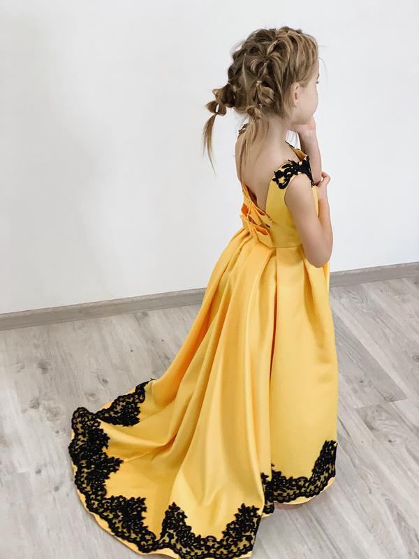 Детское платье на выпускной в сад - Фото 5
