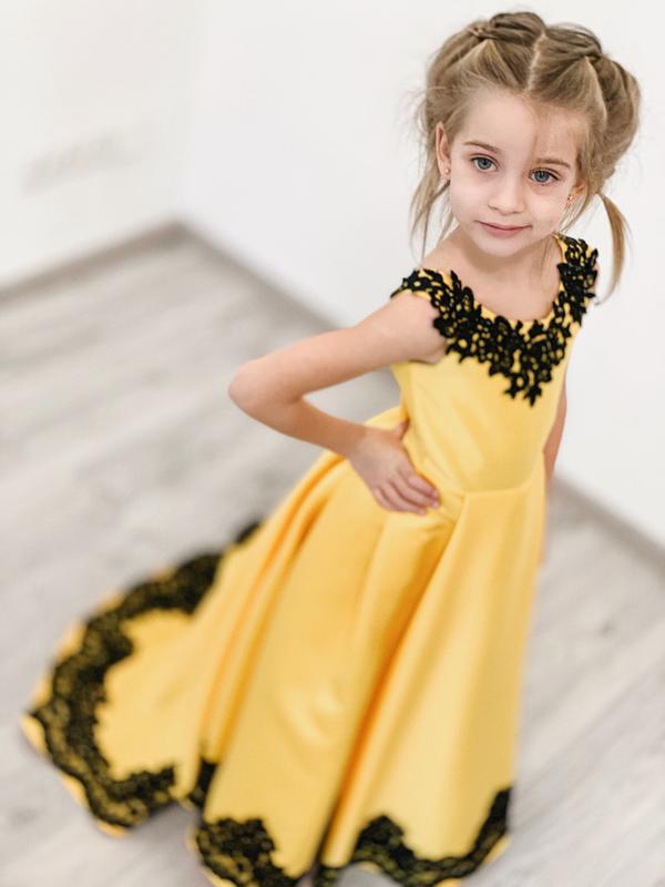 Детское платье на выпускной в сад
