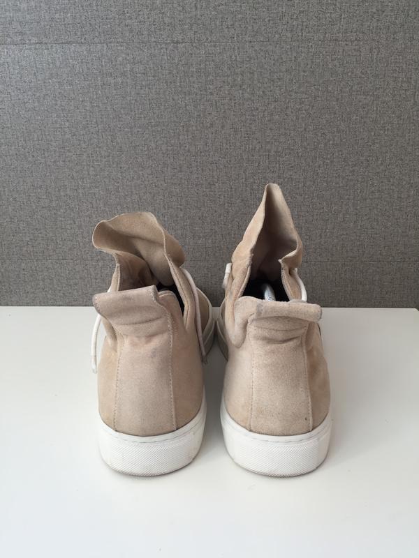 Чоловічі кросівки filippa k мужские кроссовки кеды оригинал - Фото 4