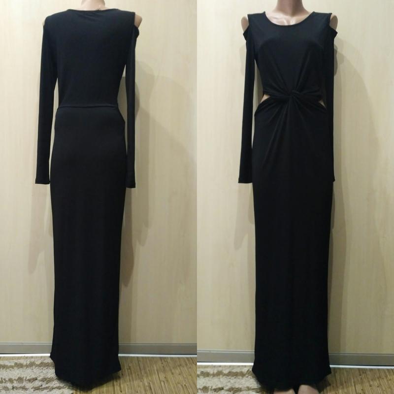 Платье с узлом glamorous