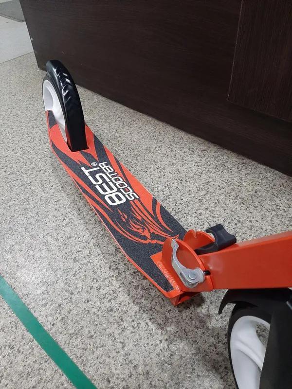 Самокат двухколесный Best Scooter 75 - Фото 3