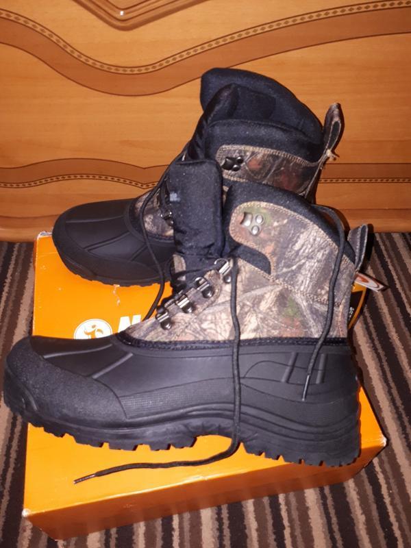 Зимние ботинки для снега м12м 11