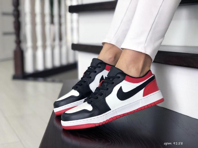 Nike air jordan 1 low - Фото 2