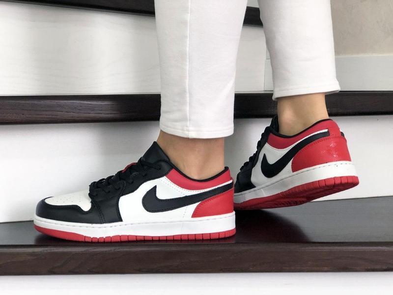 Nike air jordan 1 low - Фото 3