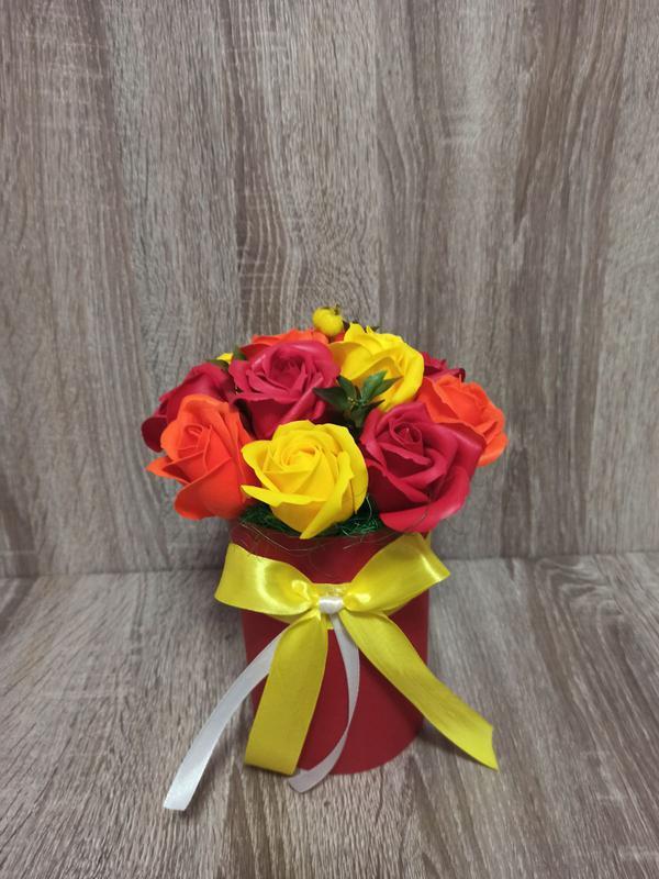 Мыльные розы - Фото 3
