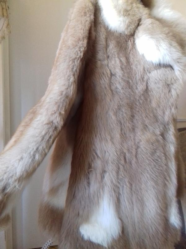Викунья))шуба с ламы викунья)дорого) - Фото 2