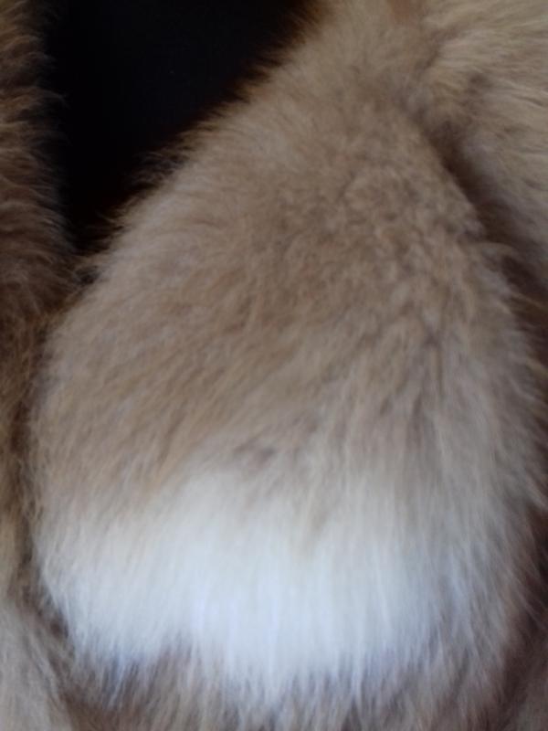 Викунья))шуба с ламы викунья)дорого) - Фото 8