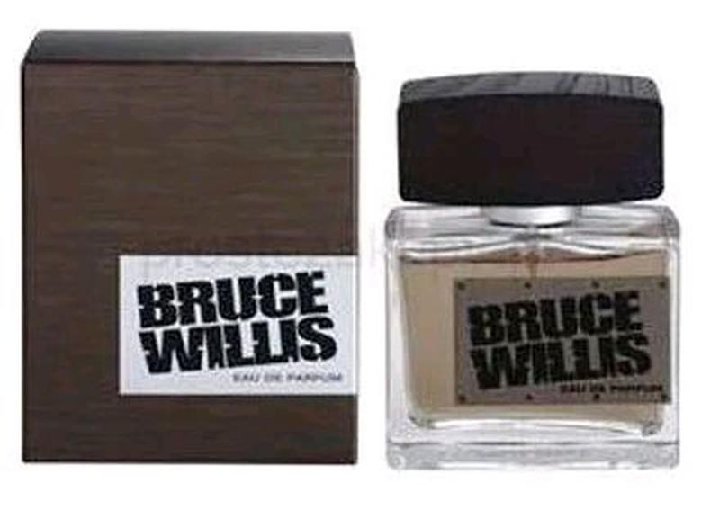 Парфюмированная вода Bruce Willis.