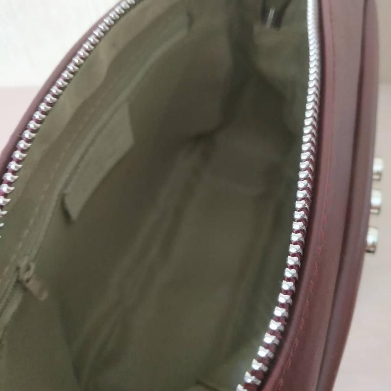 Женская кожаная сумочка итальянского производства - Фото 5