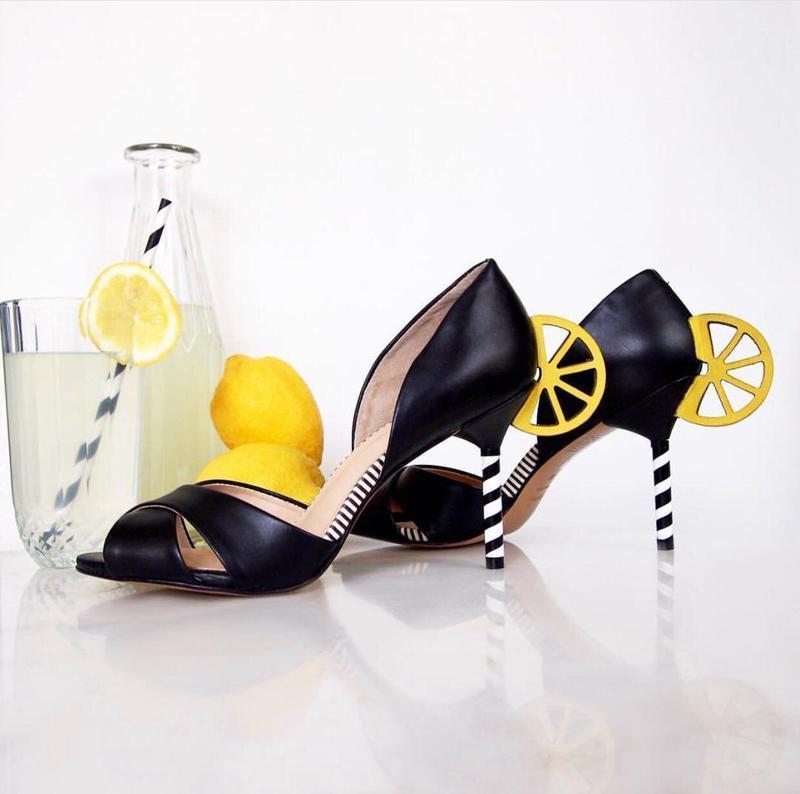 Босоножки оригинальные cosmoparis  37 38 39 41 р  лимон кожа