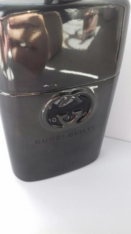 Gucci guilty intense pour homme туалетная вода 90мл тестер ори... - Фото 4