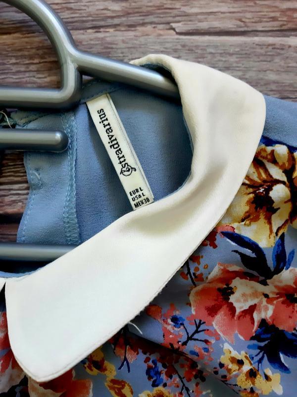Стильная нарядная блузка - Фото 5