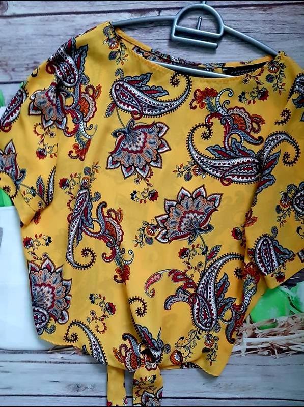 Стильная модная блузка - Фото 2