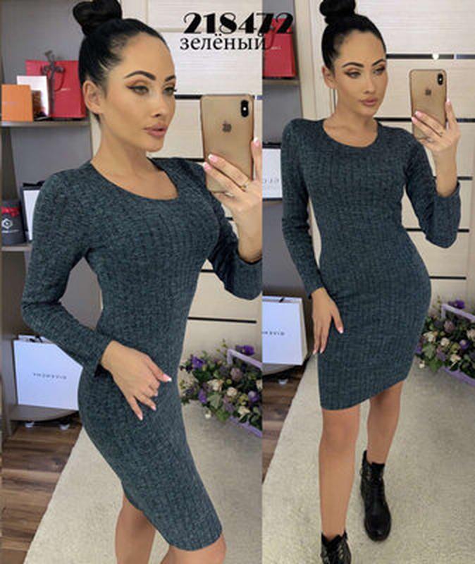 Стильные платья разные размеры - Фото 3