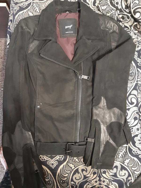 Куртка кожаная maze   только оригиналы марок - Фото 2