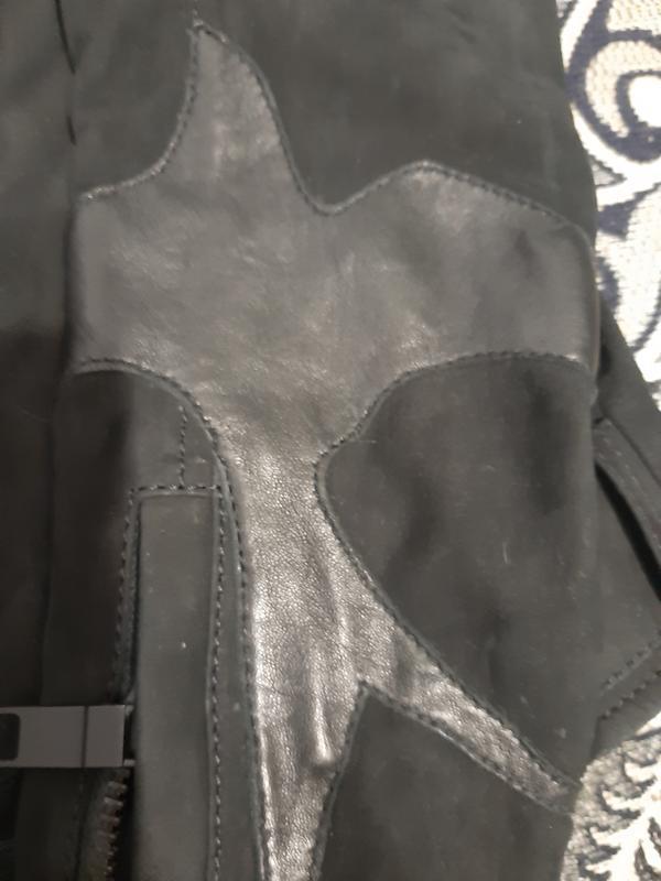 Куртка кожаная maze   только оригиналы марок - Фото 3