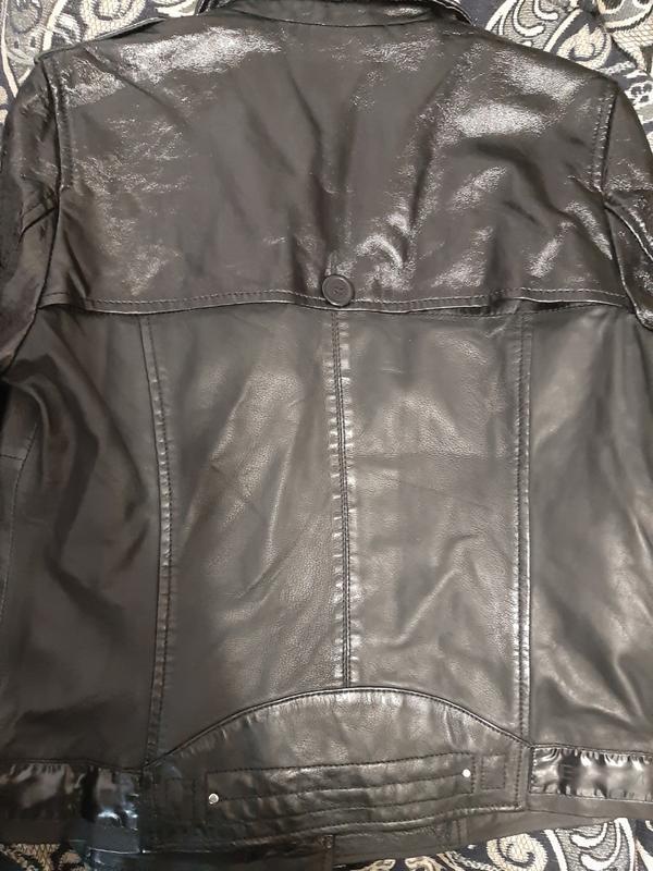 Куртка кожаная mazeтолько оригиналы марок - Фото 6