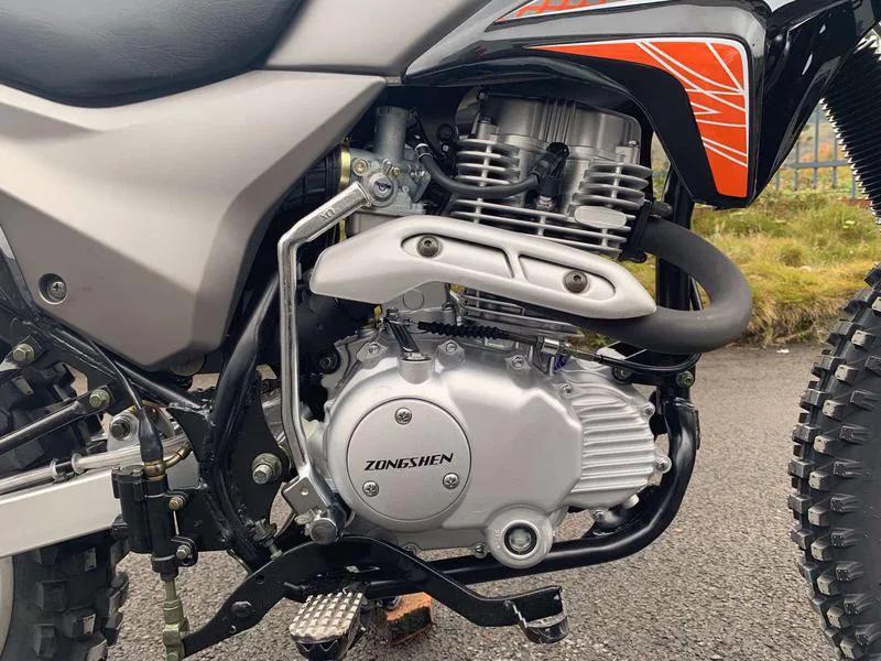 Новая модель мотоцикла эндуро Fire-250! Акция!!! - Фото 3