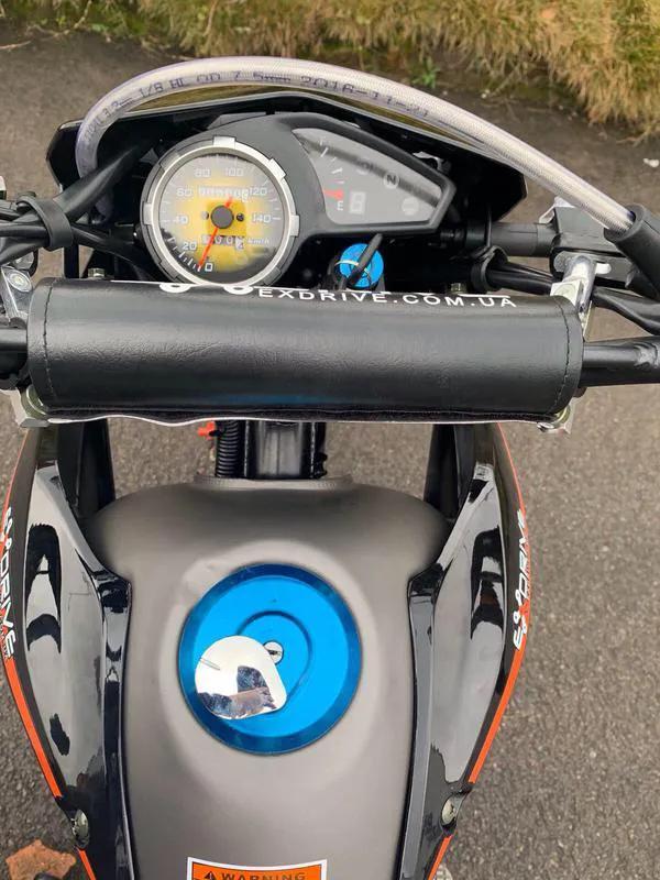 Новая модель мотоцикла эндуро Fire-250! Акция!!! - Фото 4