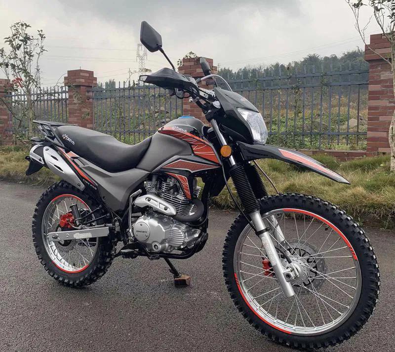 Новая модель мотоцикла эндуро Fire-250! Акция!!! - Фото 8