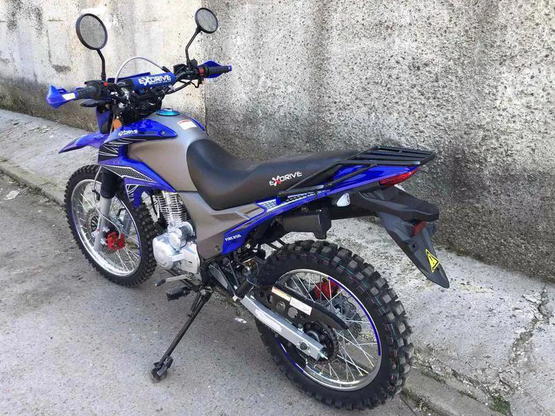 Новая модель мотоцикла эндуро Fire-250! Акция!!! - Фото 9