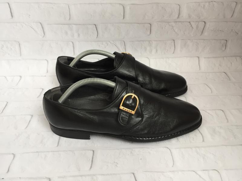 Чоловічі туфлі bally мужские туфли монки оригинал