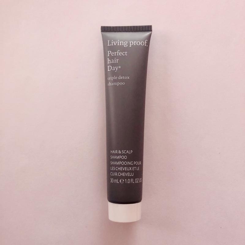 Шампунь living proof detox shampoo