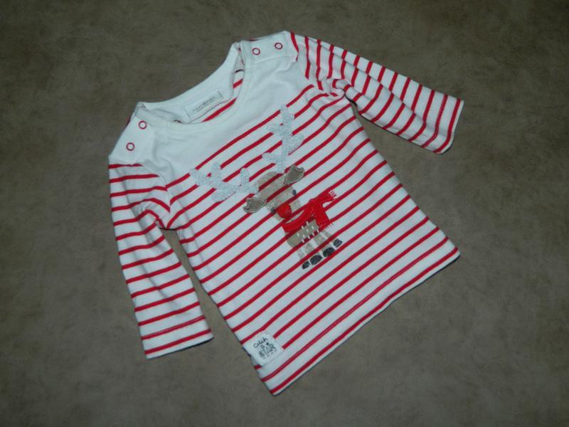 Комплект костюм детский новогодний на малыша 1-6 месяцев - Фото 7
