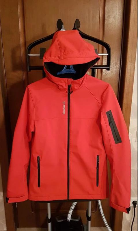 Куртка Reebok SOFTSHELL - Фото 2