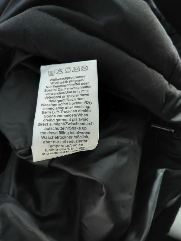 Новый ultra light пуховик оверсайз opus, германия куртка пальт... - Фото 7