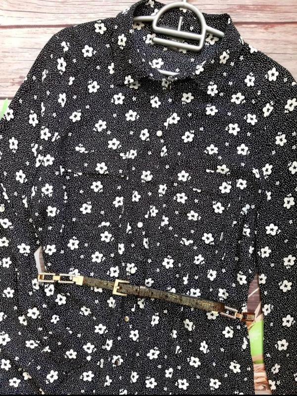 Стильная модная блузка шифоновая - Фото 2