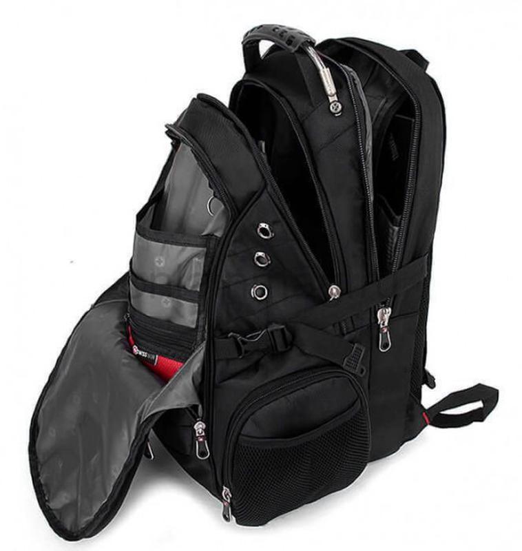 Рюкзак Swissgear 8810 с чехлом от дождя