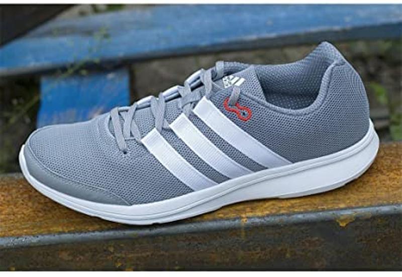 Мужские кроссовки adidas lite runner m af6602 - Фото 8