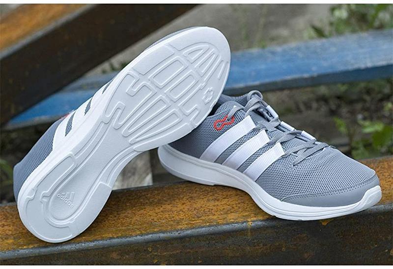 Мужские кроссовки adidas lite runner m af6602 - Фото 9