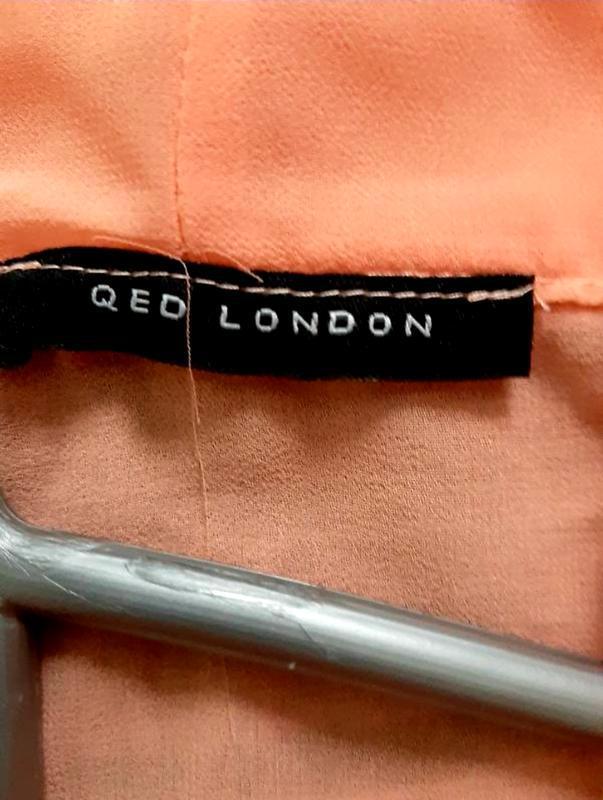 Стильная нарядная блузка шифоновая - Фото 3