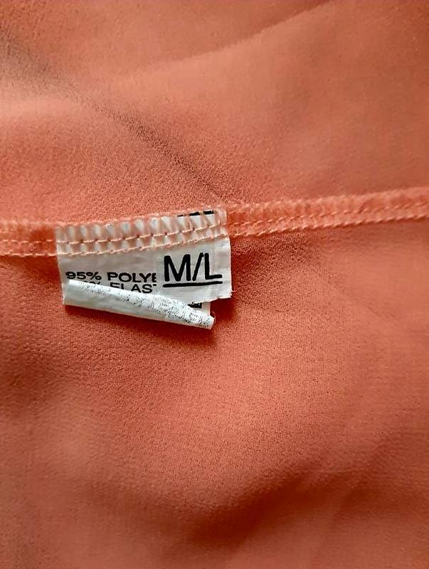 Стильная нарядная блузка шифоновая - Фото 4