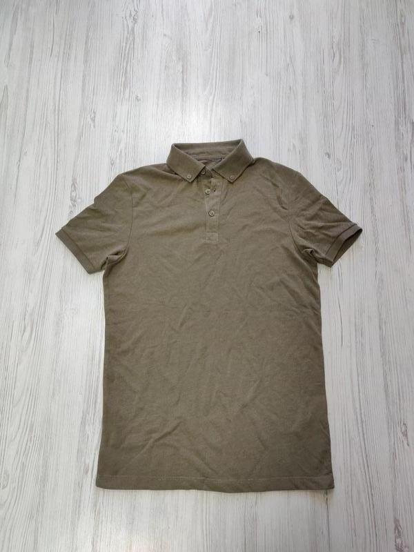 Распродажа до 15 мая🆘 мужская футболка поло в цвете хаки