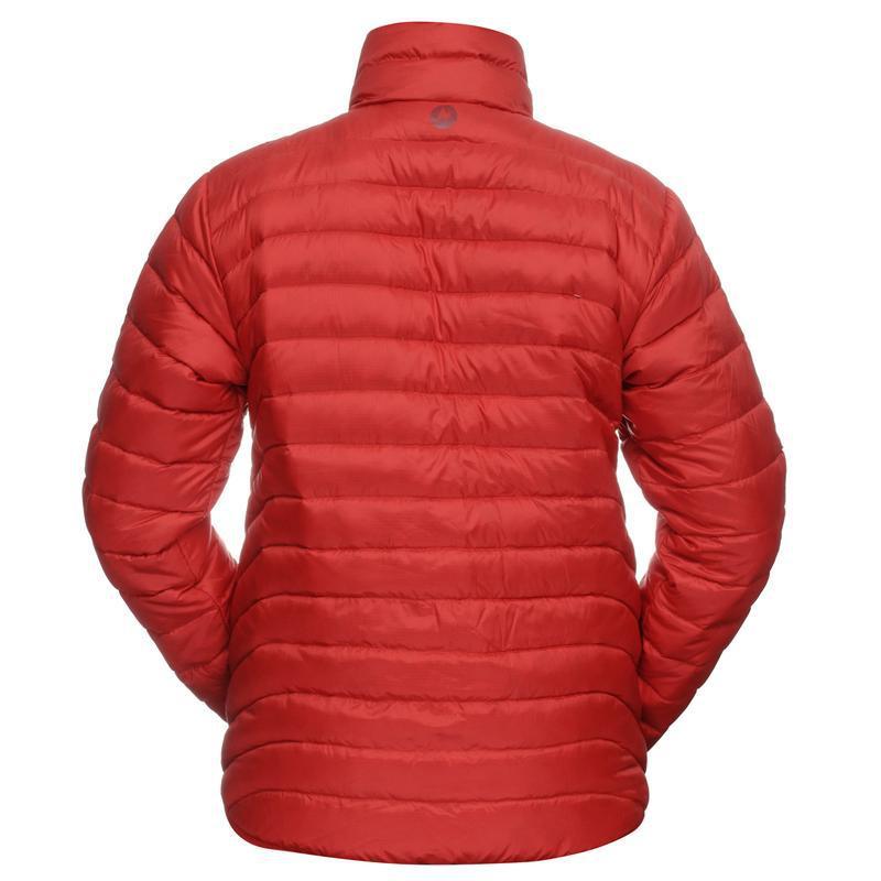 Куртка чоловіча marmot tullus jacket m rocket red - Фото 2