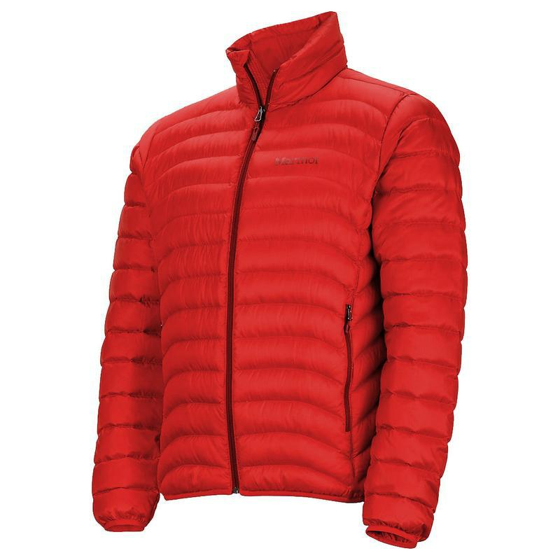 Куртка чоловіча marmot tullus jacket m rocket red - Фото 6
