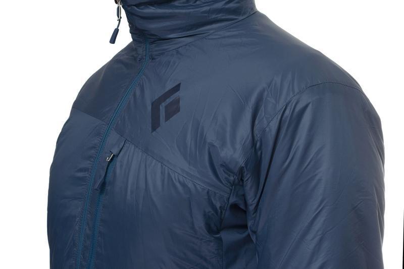 Куртка чоловіча black diamond m's access lt hybrid jacket s az... - Фото 3