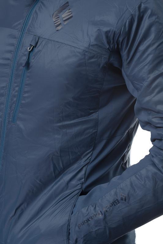 Куртка чоловіча black diamond m's access lt hybrid jacket s az... - Фото 4
