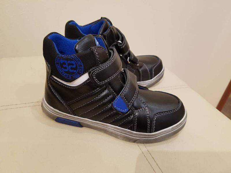 Демисезонные демісезонні деми демі ботинки черевики для мальчи...
