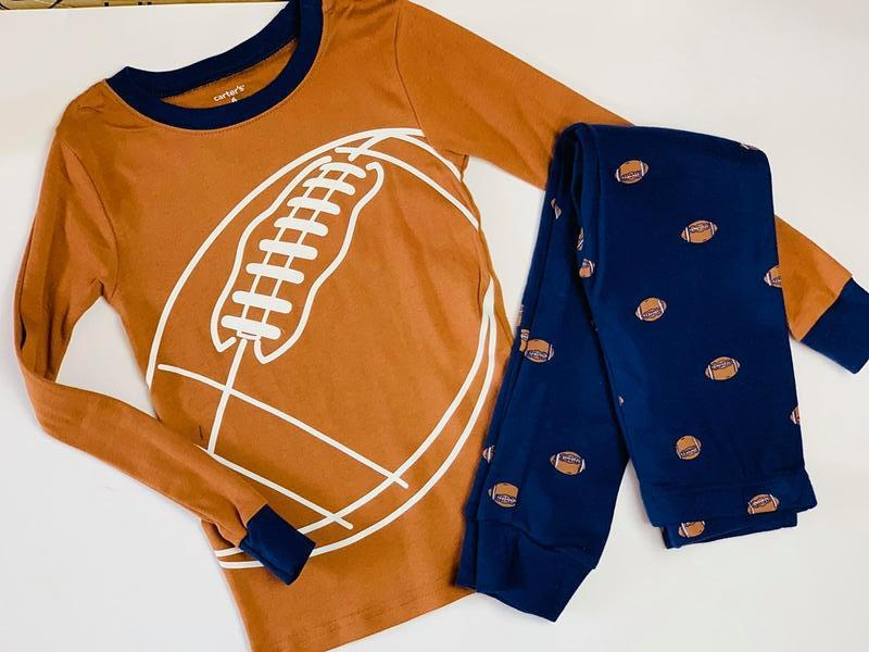 Пижамка для мальчика carter's