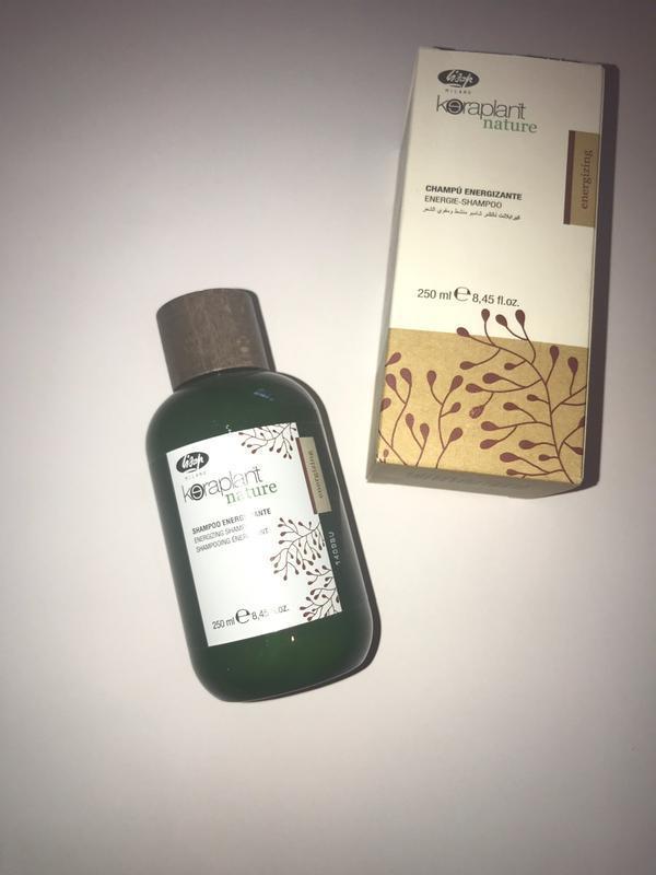 Lisap keraplant antidandruff purifying bath шампунь против пер...